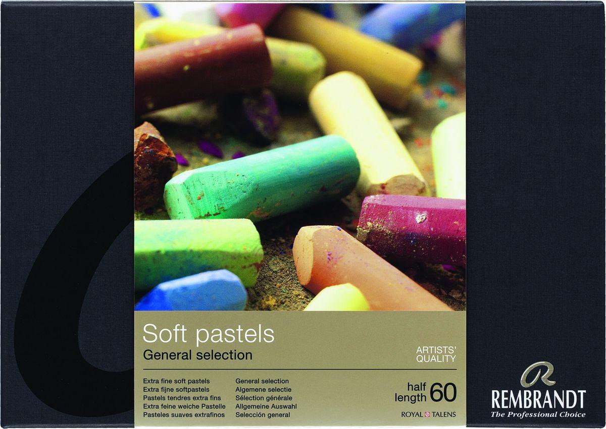 Royal Talens Набор пастели Rembrandt Люкс 60 цветов31823133Профессиональная сухая пастель Rembrandt – это высококачественная серия сухой пастели как для профессионалов, так и для художников-любителей. ПастельRembrandtпроизводится из чистейших пигментов с великолепным по качеству закрепителем из каолиновой глины, имеет высокий уровень светостойкости, хорошо ложится на бумагу практически любого типа, мелки не крошатся и не ломаются.Максимальная концентрация пигмента способствует оптимальной интенсивности цвета.