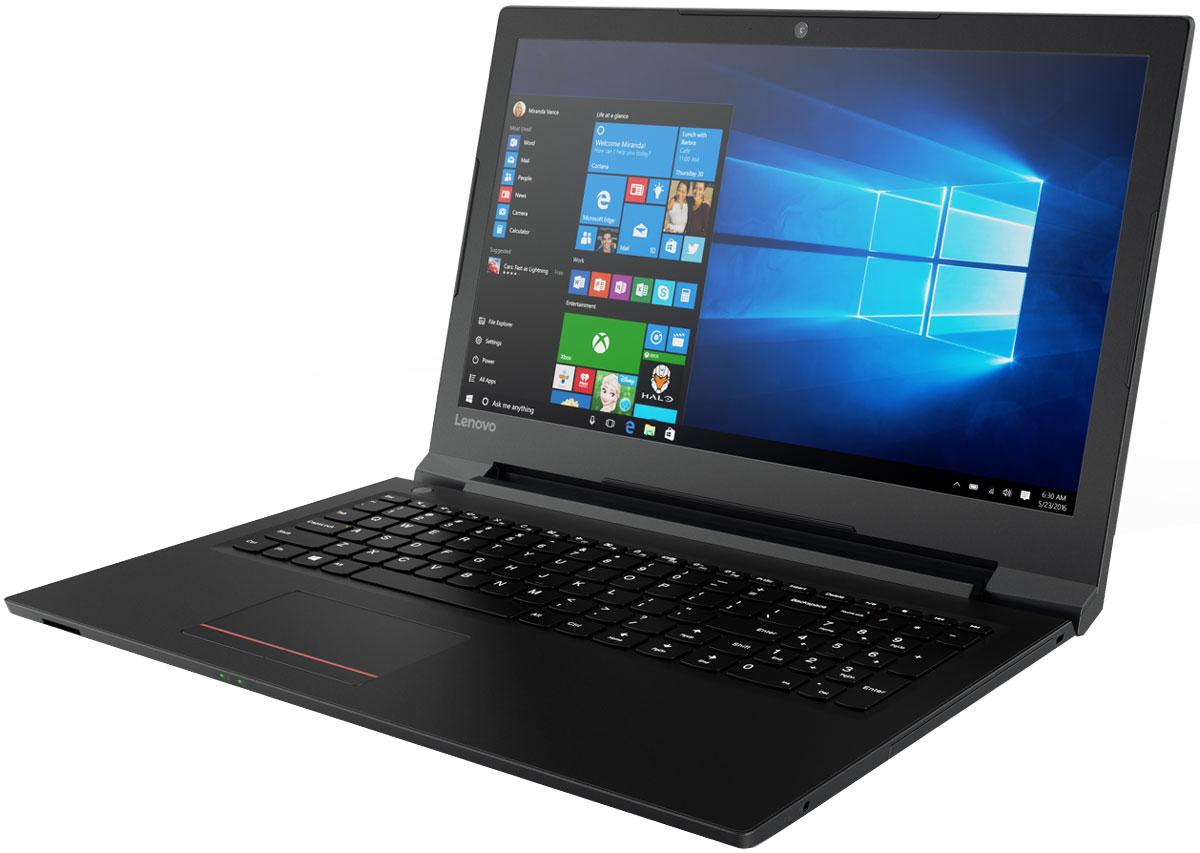 Lenovo IdeaPad V110-15ISK (80TL00DBRK)80TL00DBRKНоутбук Lenovo IdeaPad V110-15ISK отличается современным дизайном и оснащен экраном высокого разрешения, которое обеспечивает отличное качество изображений как в помещении, так и на улице.Процессоры Intel устанавливают новые стандарты производительности ПК. Высокопроизводительный и многофункциональный процессор со встроенными функциями обеспечения безопасности открывает качественно новые возможности для работы, творчества и развлечений.Lenovo V110 оснащен 15,6-дюймовым дисплеем HD. Насладись ярким и четким изображением на широкоформатном экране с соотношением сторон 16:9. Антибликовая технология снижает усталость глаз.При толщине менее 1 дюйма и весе менее 2 кг Lenovo V110 позволяет работать в любом месте. К тому же между клавишами клавиатуры нет промежутков. Это позволяет значительно уменьшить объем пыли и грязи, которая со временем накапливается и снижает производительность компьютера.Lenovo V110 оснащен сертифицированным доверенным программным модулем Trusted Platform Module, который обеспечивает шифровку файлов, защиту паролей, защиту компьютера при запуске и т. д. V110 также оснащен полным набором портов и разъемов, в том числе сверхскоростным USB 3.0 и HDMI.Конструкция Lenovo V110 позволяет поворачивать экран вплоть до 180°, располагая его горизонтально. Превосходное решение, чтобы делиться изображением с коллегами и друзьями.Оцени дополнительные возможности для развлечений благодаря технологии Dolby Audio. Она улучшает общение, передает мельчайшие детали самых разных звуков и увеличивает уровень громкости на ПК, не создавая помех.Точные характеристики зависят от модификации.Ноутбук сертифицирован ЕАС и имеет русифицированную клавиатуру и Руководство пользователя.