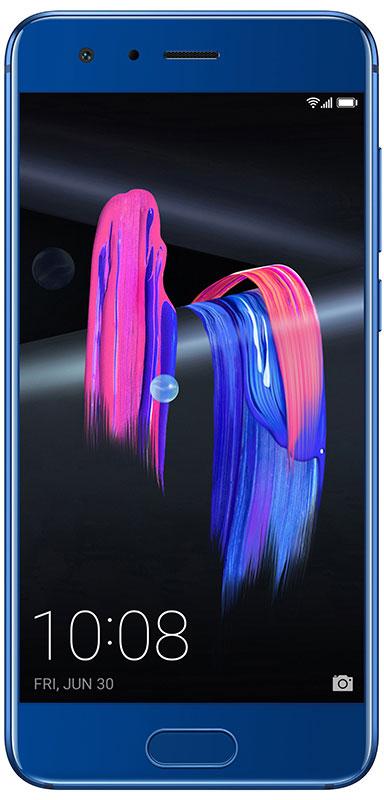 Huawei Honor 9 Premium, Blue huawei honor 7 premium dns