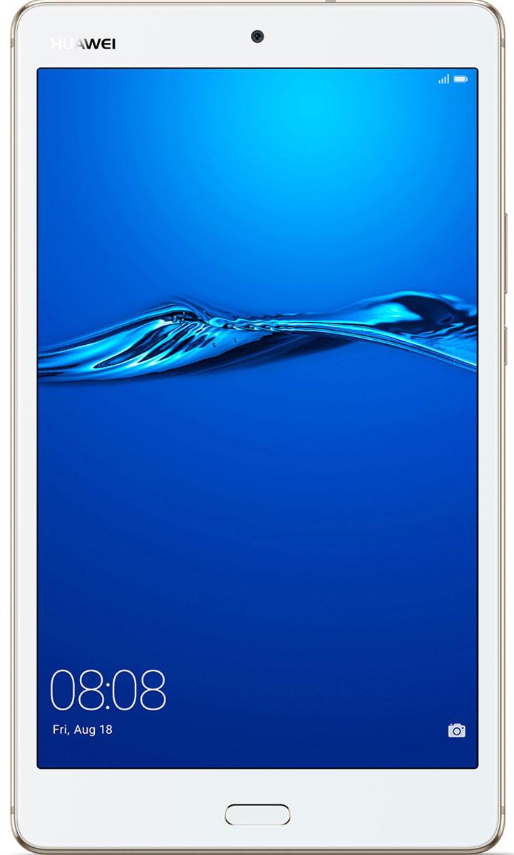 Huawei MediaPad M3 Lite (32GB), Gold53019448Мобильный кинотеатр, увлекательные игры, социальные сети и много других полезных вещей в одном эргономичном планшете Huawei MediaPad МЗ Lite. Добавьте к этому невероятное объемное звучание и инновационную технологию защиты зрения, и вы получите планшет вашей мечты!Два мощных динамика обеспечивают насыщенное и чистое звучание, подчеркивая мельчайшие нюансы. Смотрите ли вы фильм, слушаете музыку или общаетесь с друзьями - вы будете наслаждаться отличным качеством звука!Непревзойденное звучание Huawei MediaPad МЗ Lite - результат тесного сотрудничествааудиолаборатории Harman/Kardon и инженеров-акустиков Huawei. Годы плодотворной работы привели к созданию планшета с реалистичным и сбалансированным звучанием.Huawei MediaPad МЗ Lite следует современным тенденциям моды. Он компактный, тонкий и легкий, представлен в стильных универсальных цветах: золотом, белом и сером. Устройство не оставит равнодушным даже самого требовательного пользователя.Закругленные края планшета и актуальные цвета создают привлекательный дизайн Huawei MediaPad МЗ Lite.Планшет выглядит компактно и стильно, его приятно держать в руках.Huawei MediaPad МЗ Lite дарит новые зрительные ощущения. На экране разрешением 1920х1200 ни одна деталь не ускользнет от вашего внимания.Мощная батарея Huawei MediaPad МЗ Lite емкостью 4800 мАч и умная технология энергосбережения Smart Power Saving 5.0 обеспечивают длительную работу планшета без подзарядки. Умное распределение энергии позволит вам не беспокоиться о заряде устройства.Используя возможности 4G LTE, Huawei MediaPad МЗ Lite связывает вас с друзьями в любой точке мира за считанные мгновения, обеспечивает надежное и непрерывное соединение.Качественная работа интерфейса - визитная карточка Huawei EMUI. Huawei MediaPad МЗ Lite успешно использует все инновации Android 7.0, позволяя выгодно подчеркнуть вашу индивидуальность и продемонстрировать деловые качества. С новым планшетом MediaPad МЗ Lite вы всегда на высоте!В пла
