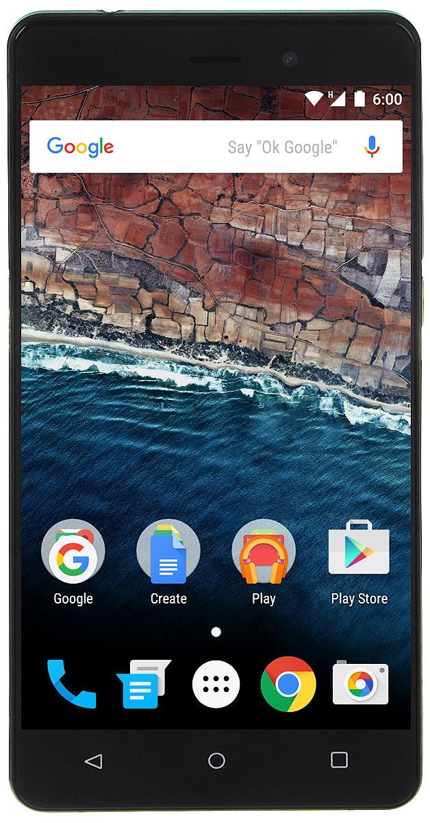 Vertex Impress Mars, BlackMARS-BLVertex Impress Mars – функциональный 4G смартфон с HD дисплеем и камерой 13 МпСмартфон Impress Mars оснащен 5,5 дюймовым IPS дисплеем c разрешением HD, что позволяет максимально комфортно использовать возможности модели: просмотр фото и видео, серфинг в интернете, работа программ и приложений, чтение книг и другие функции. IPS-матрица дисплея обеспечивает широкие углы обзора, а также высокую контрастность изображений и качественную цветопередачу. Экран защищен 2.5D стеклом, которое имеет закругленные края. Это позволяет более комфортно использовать сенсорный экран, и делает смартфон более приятным на ощупь.Смартфон Impress Mars оснащен мощным аккумулятором емкостью 3000 мАч, что обеспечивает длительное время работы смартфона в активном режиме. Благодаря 4-х ядерному процессору модель Impress Mars превосходно справляется с решением повседневных задач. Мощность процессора обеспечивает бесперебойную работу операционной системы и установленных приложений.Смартфон оснащен 1 ГБ оперативной памяти и 8 ГБ встроенной, что позволяет эффективно использоватьвозможности интерфейса: Интернет, игры, приложения, фото и видео съемка, электронные книги и прочие дополнительные smart-функции.Наличие двух камер 13 МП и 5 МП дает возможность делать отличные фото, снимать видео, совершать видеозвонки, общаться в Skype. Дополнительные преимущества основной камеры: светодиодная вспышка.Смартфон получил операционную систему Android 6.0 Marshmallow. ОС стала еще более функциональной и удобной для пользователя.Смартфон Impress Mars поддерживает высокоскоростной 4G интернет, что обеспечивает быструю передачу данных. Благодаря доступу к сетям LTE веб-серфинг стал еще проще и комфортнее: быстрая загрузка интернет-страниц, мгновенная отправка сообщений и файлов, просмотр видео на высокой скорости. Игры, фильмы, социальные сети - все намного быстрее!Телефон сертифицирован EAC и имеет русифицированный интерфейс меню и Руководство пользователя.