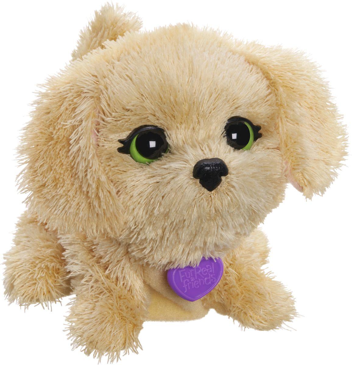 FurReal Friends Интерактивная игрушка Щенок 2 - Интерактивные игрушки