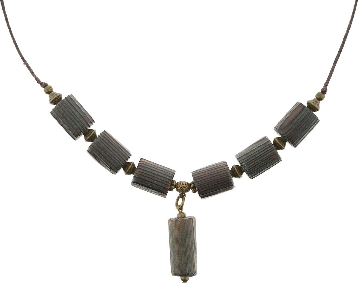 Ожерелье из кедра