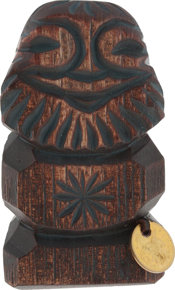 Скульптура из кедра