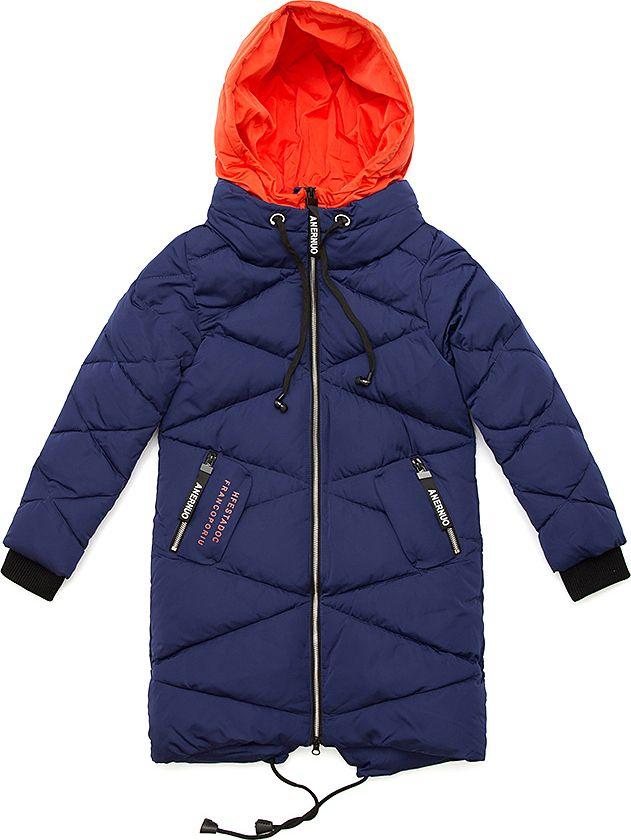 Куртка для девочки Vitacci, цвет: синий. 2171455-04. Размер 1702171455-04Удлиненная куртка для девочки Vitacci, изготовленная из полиэстера, станет стильнымдополнением к детскому гардеробу.Подкладка выполнена из полиэстера и дополнительно утеплена флисом по спинке. В качестве наполнителя используется биопух.Модель застегивается на застежку-молнию и имеет съемный капюшон. В воротник встроены наушники для телефона. На рукавах предусмотрены трикотажные манжеты, препятствующие проникновению холодного воздуха. Спереди расположены два кармана.Температурный режим от -5°С до -25°С.Теплая, удобная и практичная куртка идеально подойдет юной моднице для прогулок!