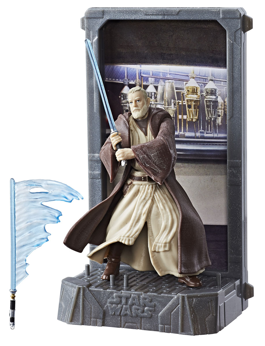Star Wars Фигурка Black Series Obi-Wan Kenobi star wars series mini diamond diy building blocks children educational toy