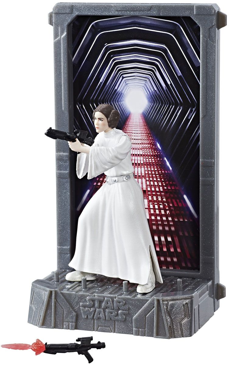 Star Wars Фигурка Black Series Princess Leia Organa star wars series mini diamond diy building blocks children educational toy