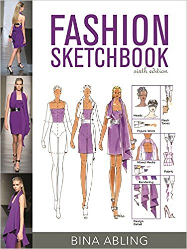 Fashion Sketchbook 20 ways to draw a dress and 44 other fabulous fashions and accessories a sketchbook for artists designers and doodlers