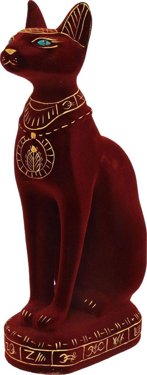 Копилка Керамика ручной работы Сфинкс, 20 х 10 х 36 см1113102Помните, как порой бывают необходимы не очень большие средства на какое-то нужное и важное дело, но они отсутствуют? Забудьте. В тот момент у вас не было копилки, которая помогла бы в сбережении денег. Изделие в виде котов поспособствует изгнанию злых духов из дома и защищает от сглаза. Кот символизирует домашний уют, тепло семейных отношений, психологический и эмоциональный комфорт.Обращаем ваше внимание, что копилка является одноразовой.