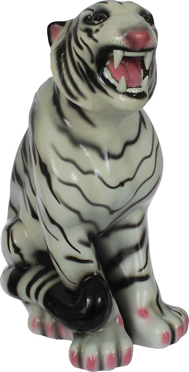 Копилка Керамика ручной работы Тигр, 34 х 20 х 50 см1333410Оригинальная копилка, выполненная в виде любимого животного, станет необычным украшением интерьера или полезным подарком для любимого человека. С её помощью вы с лёгкостью избавите карманы от мелочи и незаметно для себя приумножите сбережения.Обращаем ваше внимание, что копилка является одноразовой.