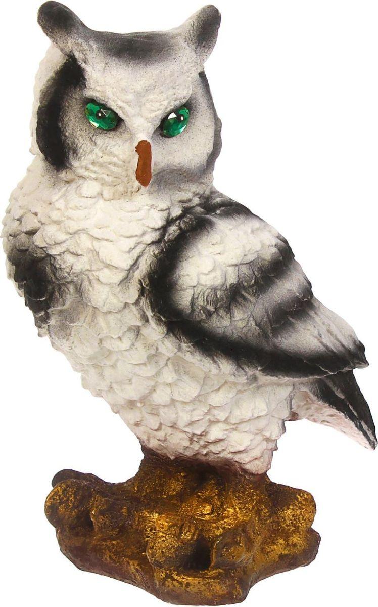 Копилка Керамика ручной работы Большая сова, 28 х 21 х 42 см1428986Если вы стремитесь приумножить свои доходы, поместите копилку с пернатым товарищем в спальню. Складывайте в неё монетки любого достоинства, и будете приятно удивлены накопленной суммой. Птицы являются олицетворением полёта души, любви, счастья, а также вдохновляют на развитие, процветание и оптимизм.Обращаем ваше внимание, что копилка является одноразовой.
