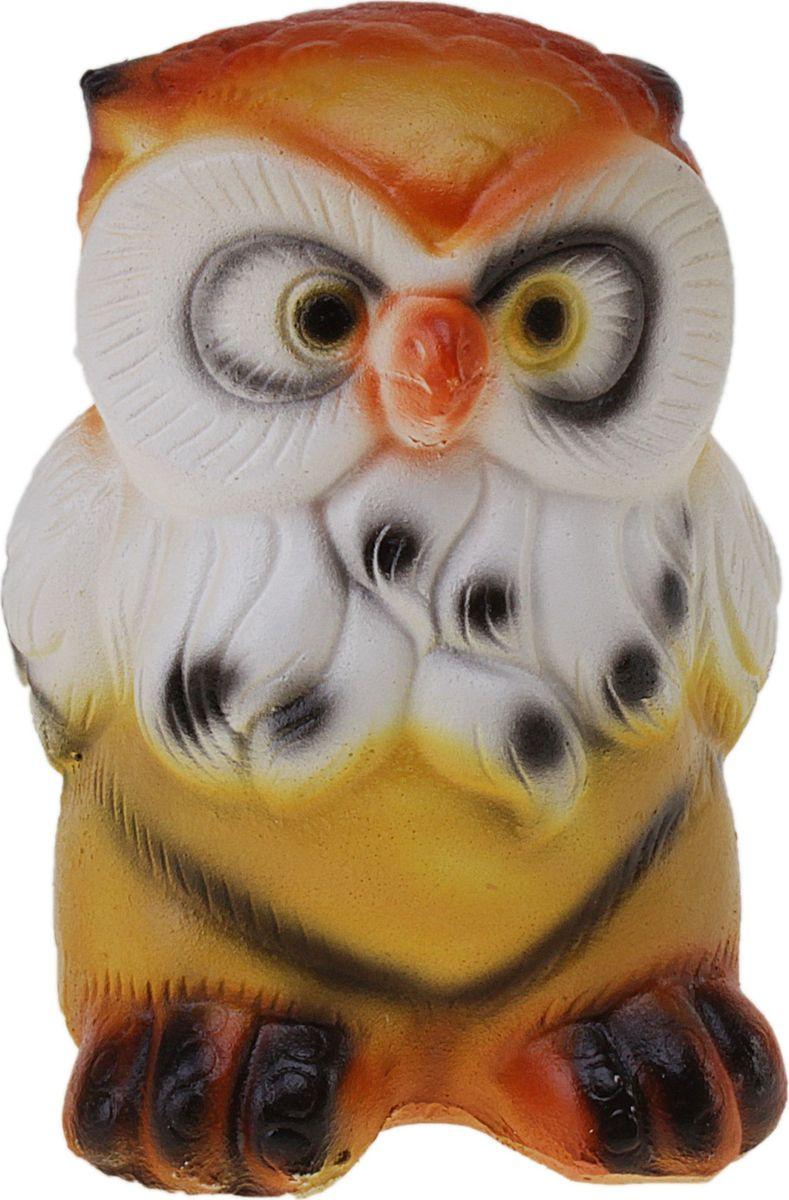 Копилка Сова, 19 х 14 х 14 см435753Многие знают, что сова издавна считается символом мудрости и спокойствия. Если у вас плохо идёт процесс накопления – приобретите такую сову. Она поможет отложить определённую сумму и грамотно ею распорядится. Поставьте копилку-сову в спокойное место, желательно рядом с книгами. Создайте ей максимальный комфорт, и она отплатить вам.Обращаем ваше внимание, что копилка является одноразовой.