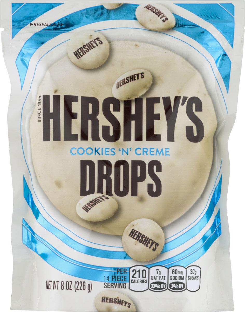 Hersheys белый шоколад конфеты, 226 г6Белые молочные драже. Прекрасный вкус.