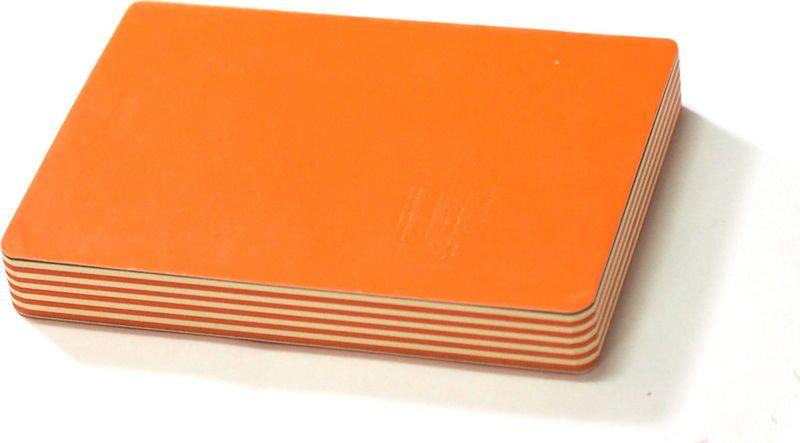 Карамба Блокнот цвет оранжевый 160 листов003220
