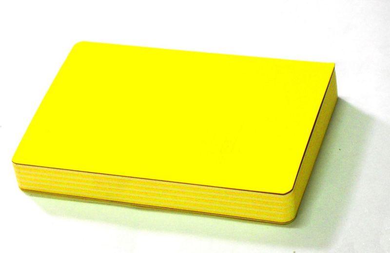 Карамба Блокнот цвет желтый 160 листов003221Яркий блокнот Карамба - незаменимый атрибут современного человека, необходимый для рабочих и повседневных записей в офисе и дома.Блокнот содержит 160 листов.Блокнот станет достойным аксессуаром среди ваших канцелярских принадлежностей. Такой блокнот пригодится как для деловых людей, так и для любителей записывать свои мысли, писать мемуары или делать наброски новых стихотворений.