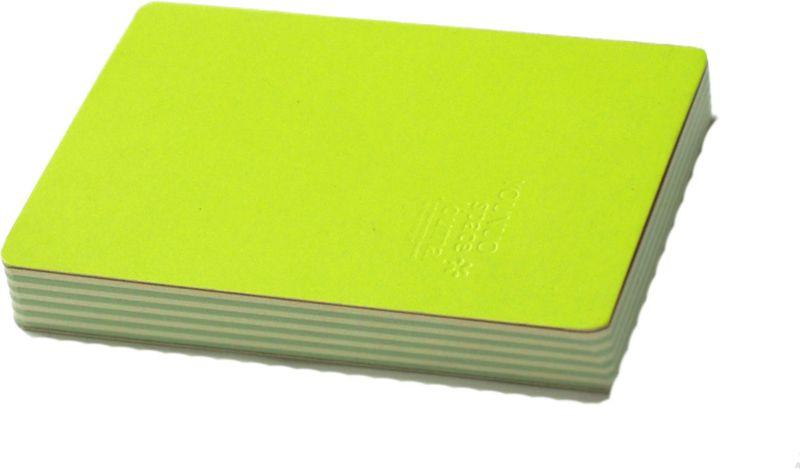 Карамба Блокнот цвет зеленый 160 листов003631