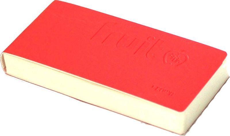 Карамба Блокнот Fruit цвет красный 144 листа004094