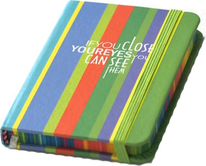 Карамба Блокнот Полосы №2 80 листов в линейку 004185004185