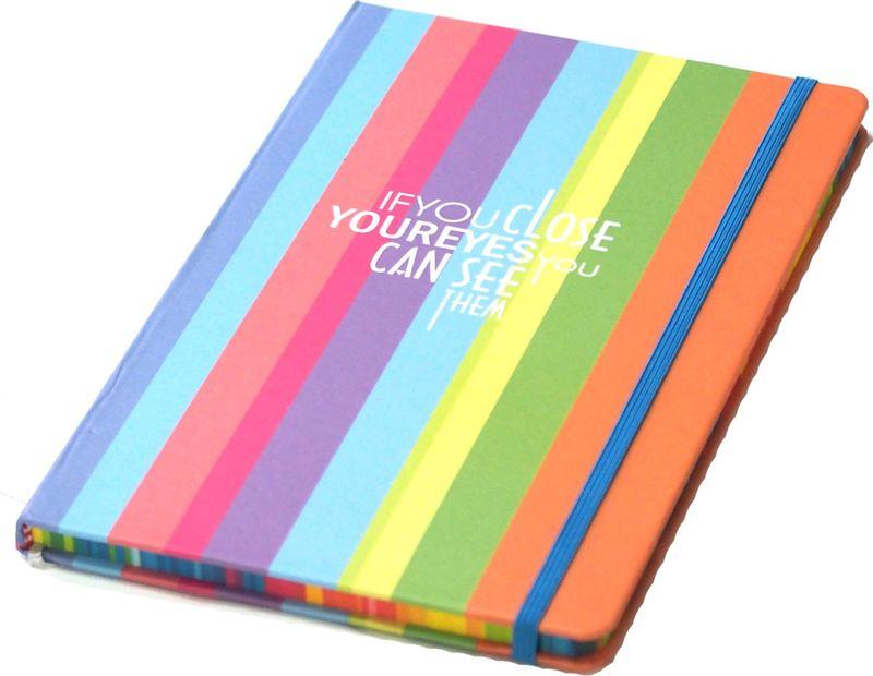 Карамба Блокнот Полосы №1 80 листов в линейку 004192 блокнот любовное послание 80 листов