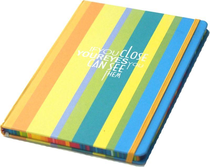 Карамба Блокнот Полосы №4 80 листов в линейку 004195 блокнот любовное послание 80 листов