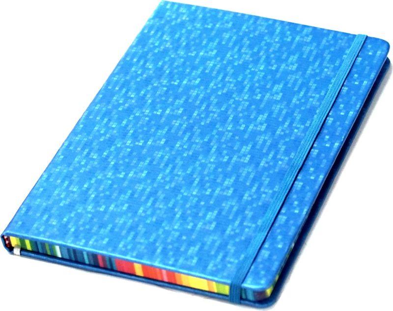 Карамба Блокнот Колор цвет синий 80 листов в линейку карамба блокнот fruit цвет красный 144 листа