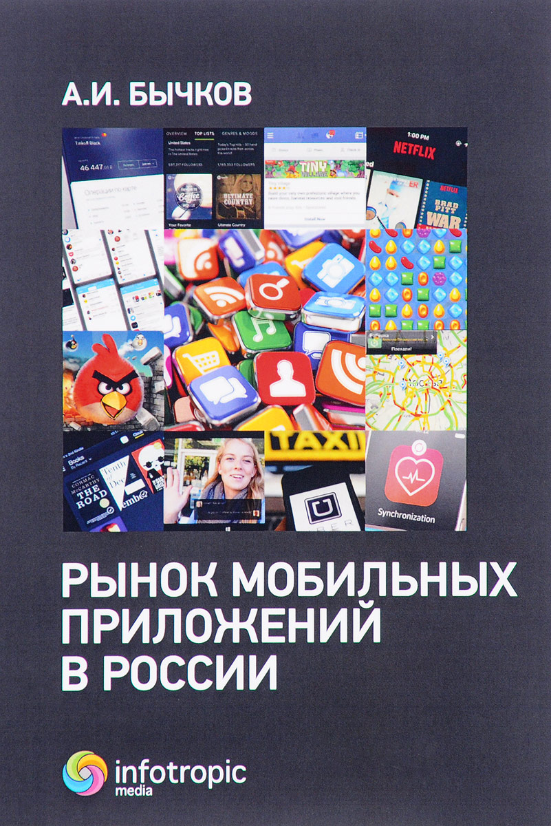 Рынок мобильных приложений в России