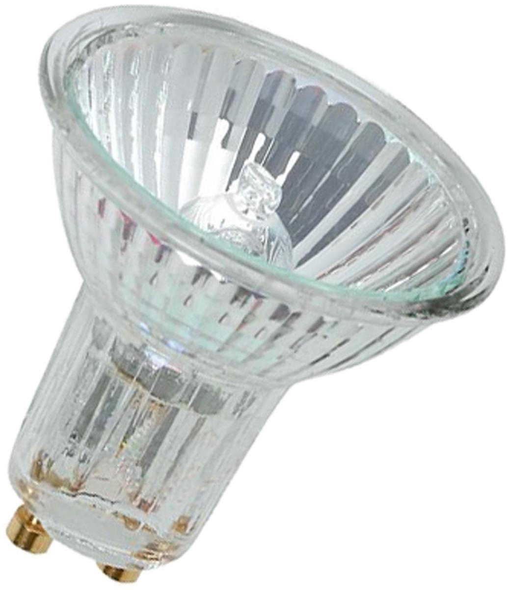 Лампа галогенная Osram Halopar 64824 FL 50W GU10 40503005801114050300580111Светодиодные энергосберегающие лампы потребляют на 70% меньше электроэнергии, что не только экономит деньги, но и снижает нагрузку на проводку. Свет, который излучают светодиодные светильники, не раздражает глаза и может быть разным по интенсивности и световой температуре. Они легко монтируются в стены и потолки, в том числе и в натяжные. Разнообразный дизайн позволяет подобрать светодиодные лампы для любого пространства.
