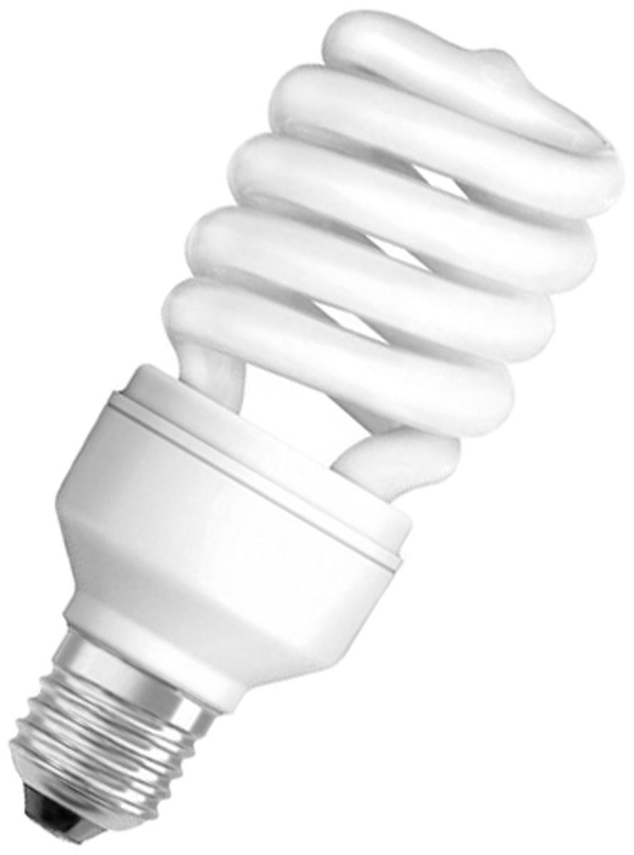 Лампа люминесцентная Osram Duluxstar Mini Twist 15Вт/840 E27 220-240В. 40528999161664052899916166Люминесцентная лампа, имеющая изогнутую форму колбы, что позволяет разместить лампу в светильнике меньших размеров. Такие лампы нередко имеют встроенный электронный дроссель. Компактные люминесцентные лампы разработаны для применения в конкретных специфических типах светильников либо для замены ламп накаливания в обычных.