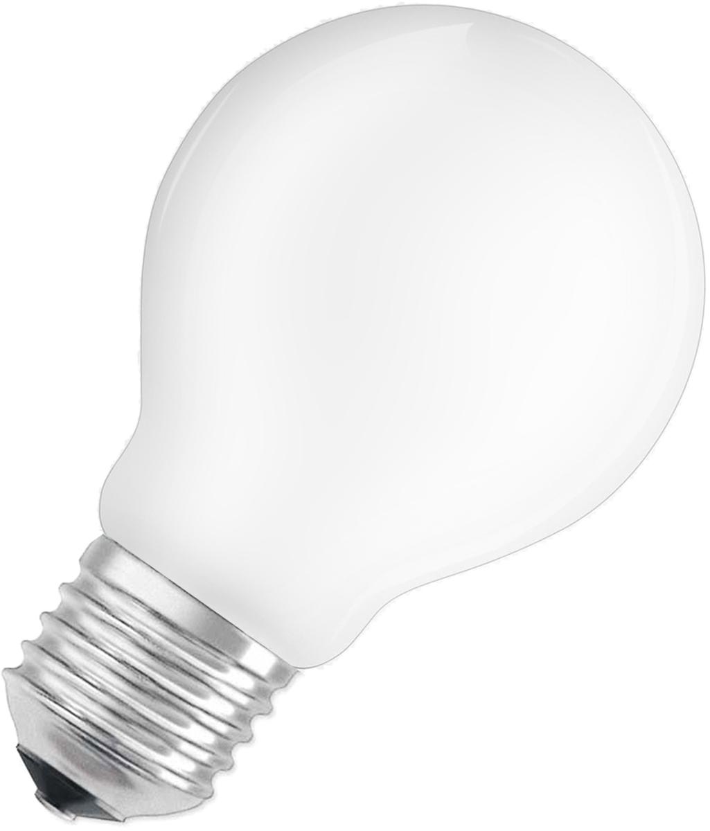 Лампа накаливания Osram Classic A FR 40Вт E27 220-240В 40083214194154008321419415Конструкция лампы состоит из стеклянной колбы, заполненной инертным газом. Основу устройства составляет тело накала или вольфрамовая спираль, которая под воздействием электрического тока начинает излучать свечение.Лампы накаливания используются для всеобщего, местного и наружного освещения в быту и промышленности в сетях переменного тока напряжением 220 В частотой 50 Гц