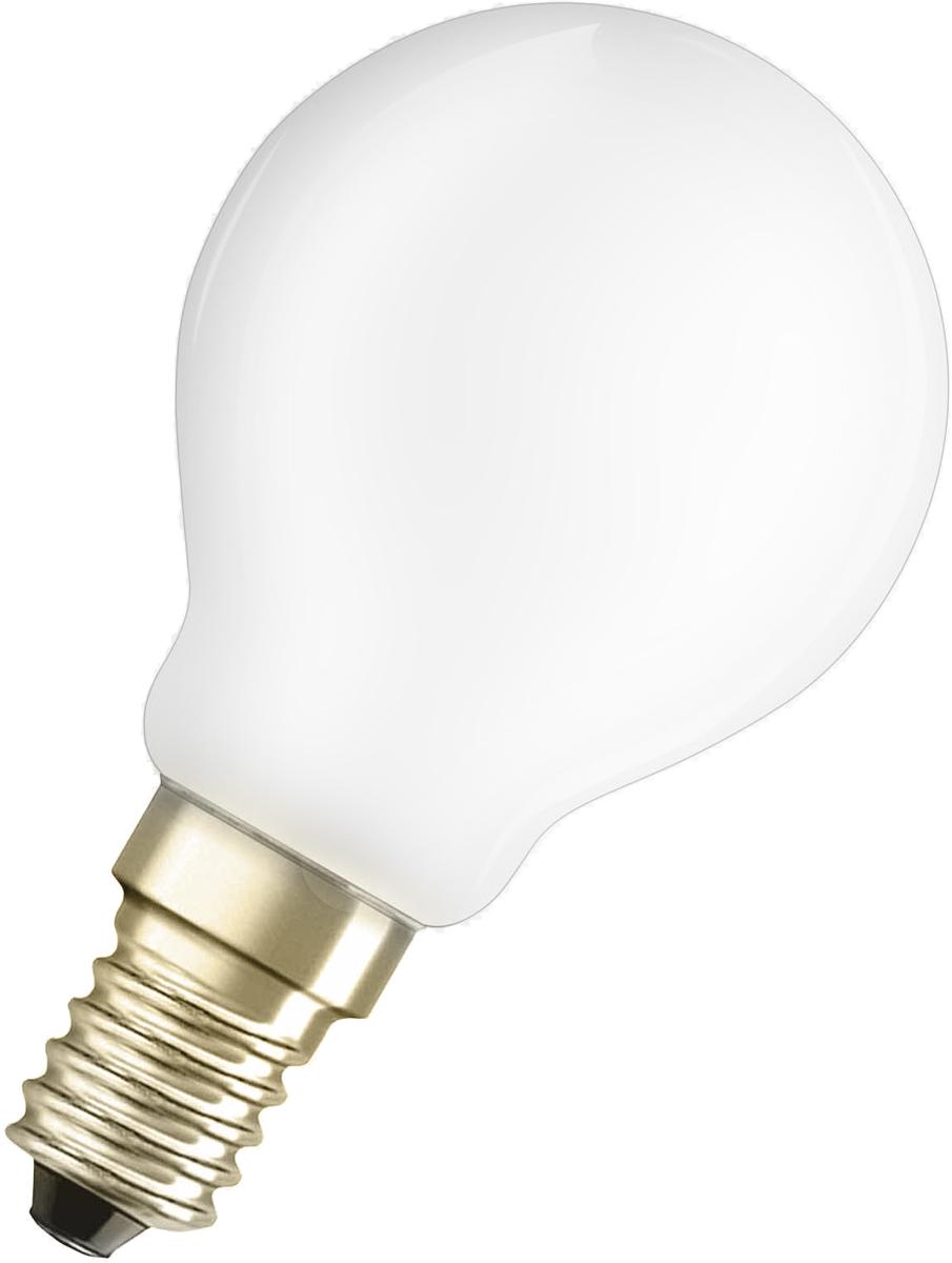 Лампа накаливания Osram Classic P FR 40W E14 40083214114714008321411471Светодиодные энергосберегающие лампы потребляют на 70% меньше электроэнергии, что не только экономит деньги, но и снижает нагрузку на проводку. Свет, который излучают светодиодные светильники, не раздражает глаза и может быть разным по интенсивности и световой температуре. Они легко монтируются в стены и потолки, в том числе и в натяжные. Разнообразный дизайн позволяет подобрать светодиодные лампы для любого пространства.