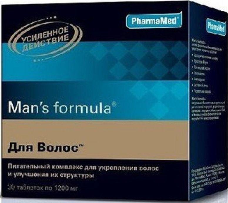 Мен-С Формула Для Волос таблетки №30