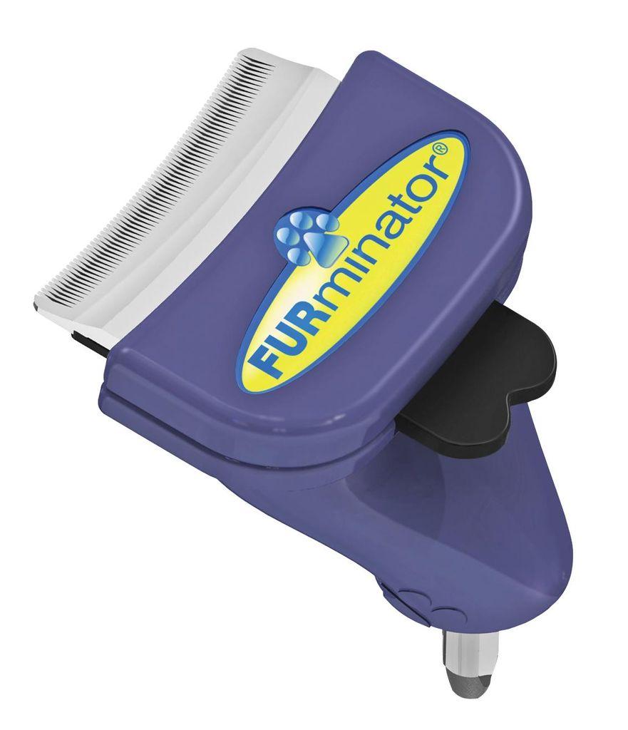 Насадка  фурминатор для собак мелких пород  FURminator , без ручки, длина лезвия 4,5 см - Товары для ухода (груминг)