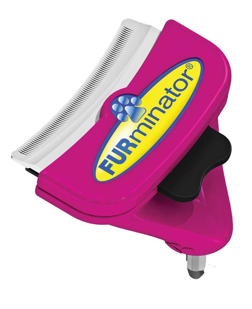 Фурминатор для больших кошек  FURminator . 137375 - Товары для ухода (груминг)