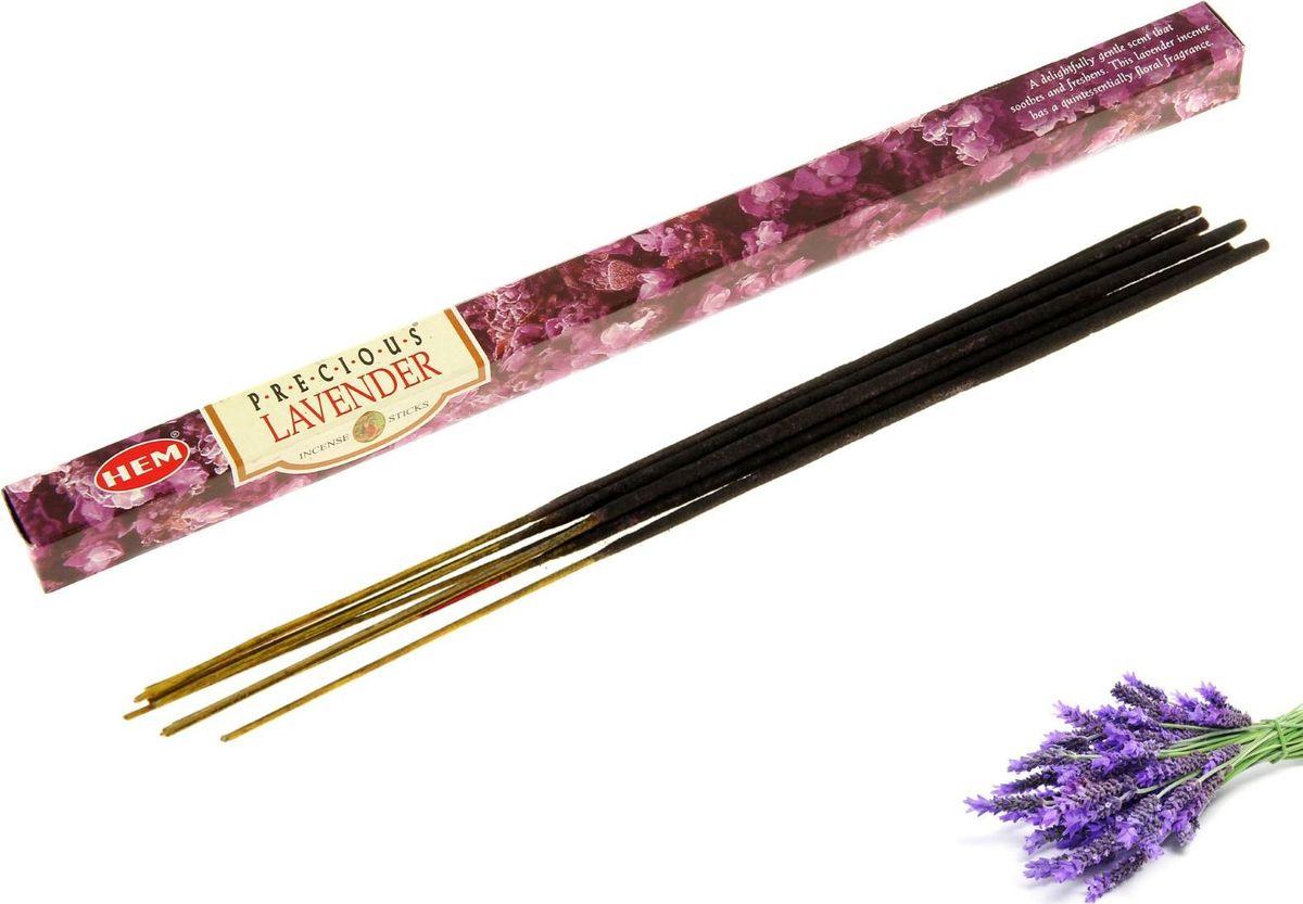 """Палочки для благовоний HEM """"Precious Lavender"""", 8 шт"""