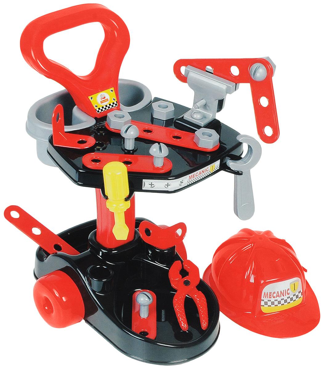 Полесье Игровой набор Механик 36612 полесье набор для песочницы 406