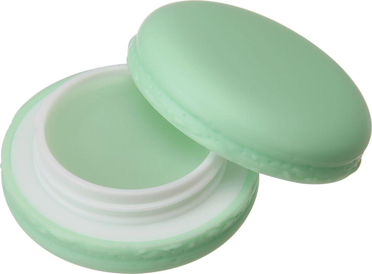 Its Skin БальзамдлягубMacaron,тон02,зеленоеяблоко,9 г6018001264Бальзам для губ содержит витамин Е, витамина А, витамин С , масло ши, масло какао, экстракт хризантемы и т.д. Обеспечивает интенсивное увлажнение и питание кожи губ, улучшает текстуру, восстанавливает эластичность кожи. Обладает нежным фруктовым ароматом.