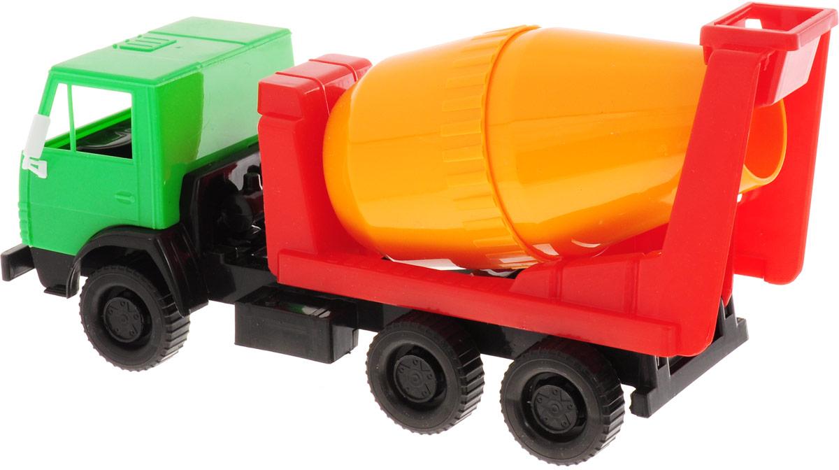 Орион Бетономешалка цвет кабины зеленый Орион