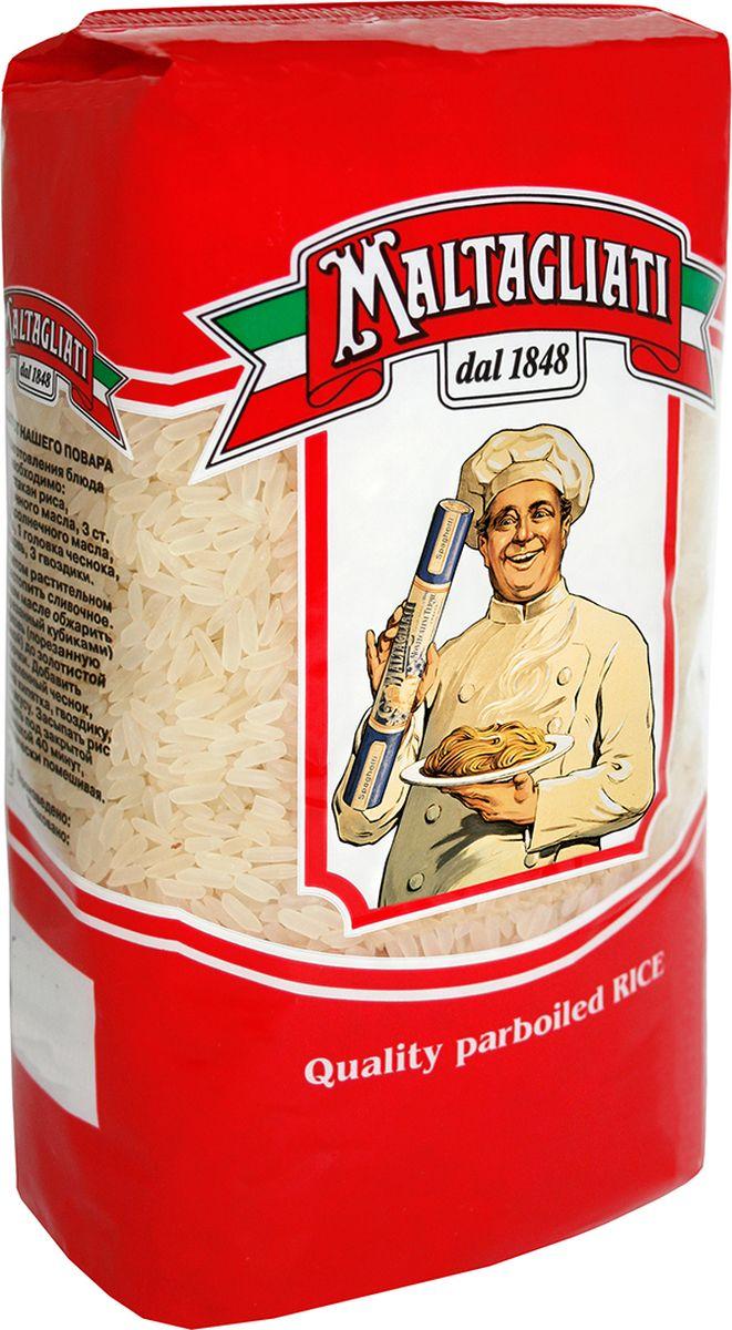 Maltagliati рис паровой, 900 г4606728000016Обработка паром, используемая при производстве данного риса, позволяет сохранить внутри зерна витамины и минеральные вещества, повышая питательную ценность риса по сравнению с традиционными способами обработки.Лайфхаки по варке круп и пасты. Статья OZON Гид