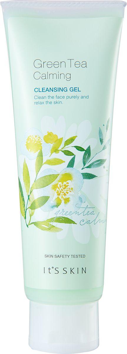 It's Skin УспокаивающийочищающийгельGreen Tea Calming,150 мл гидрофильное масло it s skin green tea calming cleansing oil объем 145 мл