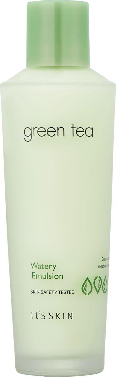 Its Skin ЭмульсиядляжирнойикомбинированнойкожиGreen Tea watery,150 мл6018001895Эмульсия содержит экстракт зеленого чая, бамбука, сливы, ириса, огурца, настой кипариса, комплекс фруктовых экстрактов и т.д. Серия Сгееn Теа основана на экстракте зеленого чая, направлена на эффективное увлажнение и сохранение свежести кожи. Придает коже энергию и жизненные силы, обеспечивает сияние, нормализует работу сальных желез, ухаживает за порами. Улучшает текстуру кожи, придавая ей гладкость и мягкость. Эмульсия улучшает текстуру кожи, придавая ей гладкость и мягкость. Интенсивно увлажняет и смягчает кожу.
