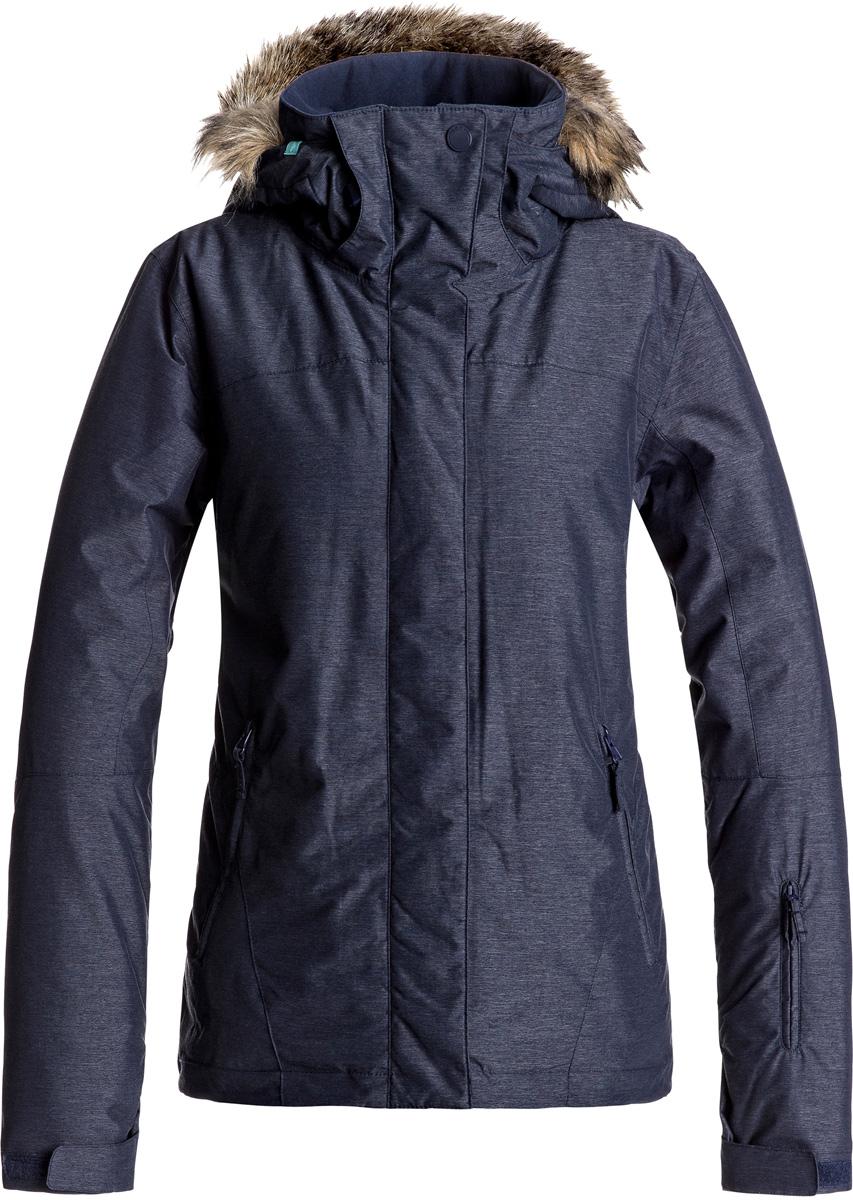 куртка женская roxy jet ski цвет синий erjtj03124 bfk9 размер s 42 Куртка женская Roxy Jet Ski, цвет: синий. ERJTJ03131-BTN0. Размер XS (40)