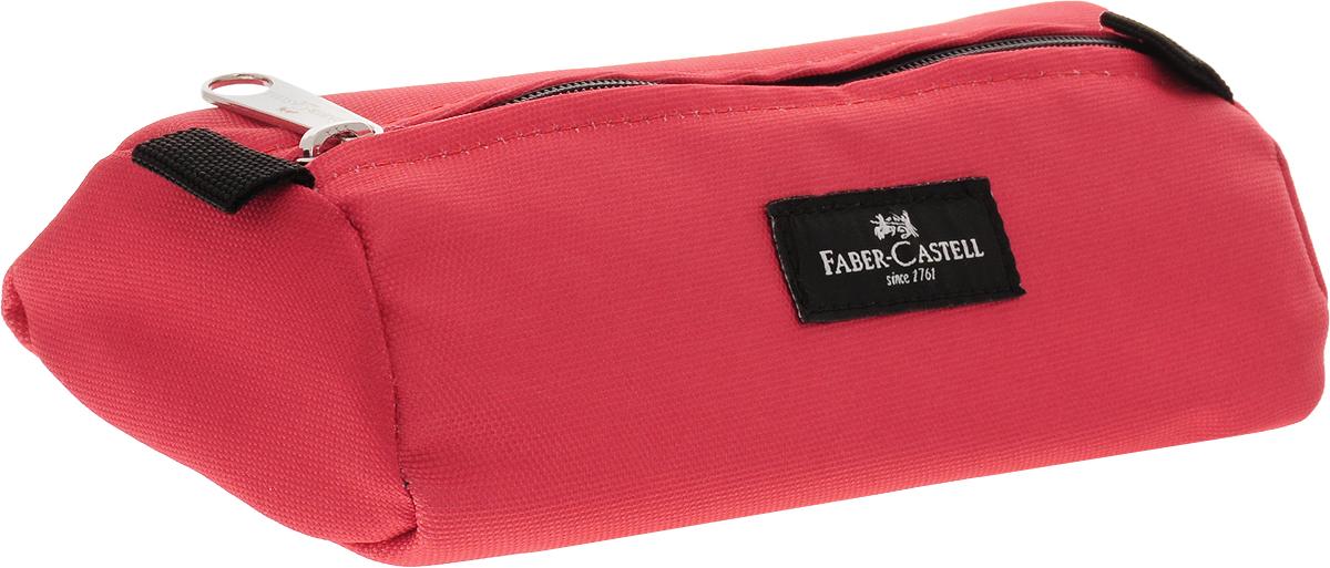 Faber-Castell Пенал цвет коралловый 191801 пеналы faber castell пенал