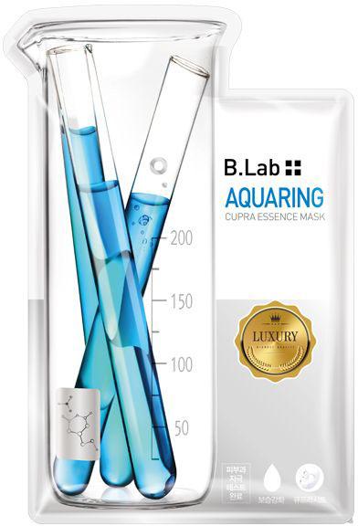 Beauugreen Тканевая маска для лица Супер увлажнение кожи B.Lab, 25 мл830941Маска Супер Увлажнение кожи B.Lab насыщена аденозином и гиалуроновой кислотой.Аденозин, как известно, является очень эффективным средством для борьбы с морщинами.Гиалуроновая кислота — главный «увлажнитель» в косметике. Осуществляет в нашей коже функцию, сходную функции губки, она захватывает частицы жидкости и удерживает ее в разы в большем количестве, чем есть сама. Тканевая премиум основа изготовлена из Купра-нитей - самого благородного, качественного и дорогого волокна на основе 100% хлопковой целлюлозы. Волокно очень тонкое и гладкое. Купра - ткань ведет себя, как шелковая: хорошо удерживает влагу, прекрасно дышит, приятна в жару и согревает в холод. Благодаря трехмерной структуре материала Cupra, маска идеально адаптируется к любой форме лица, плотно прилипает ко всей поверхности, тем самым увеличивая глубокое проникновение и впитывание активных ингредиентов.