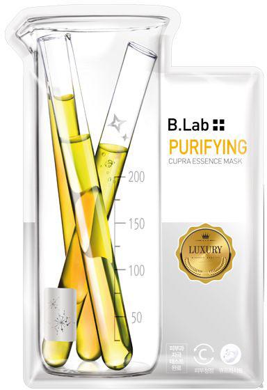 Beauugreen Тканевая маска для лица Супер очищение кожи B.Lab, 25 мл830972Тканевая маска для лица Супер Очищение кожи B.Lab обогащена аденозином и глутатиона. Аденозин, как известно, является очень эффективным средством для борьбы с морщинами. Глутатион - трипептид, обладающий мощными антиоксидантными свойствами. Глутатион - мама всех антиоксидантов, маэстро детоксикации и шеф-пилот иммунной системы.Тканевая премиум основа изготовлена из Купра-нитей - самого благородного, качественного и дорогого волокна на основе 100% хлопковой целлюлозы. Волокно очень тонкое и гладкое. Купра - ткань ведет себя, как шелковая: хорошо удерживает влагу, прекрасно дышит, приятна в жару и согревает в холод. Благодаря трехмерной структуре материала Cupra, маска идеально адаптируется к любой форме лица, плотно прилипает ко всей поверхности, тем самым увеличивая глубокое проникновение и впитывание активных ингредиентов.