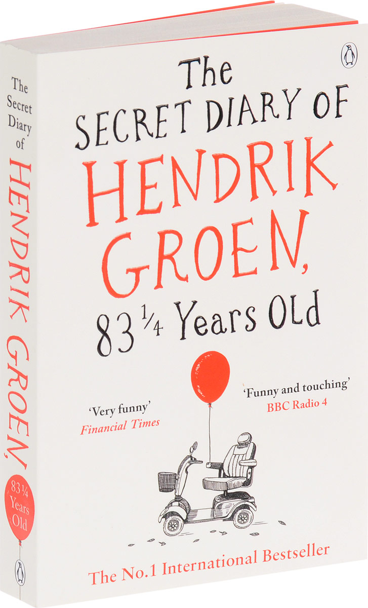 Secret Diary of Hendrik Groen, 83 1/4 Years Old