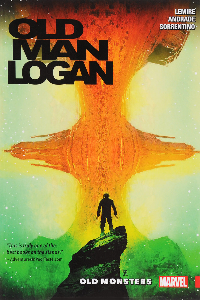 Wolverine: Old Man Logan: Volume 4: Old Monsters the man in the high castle