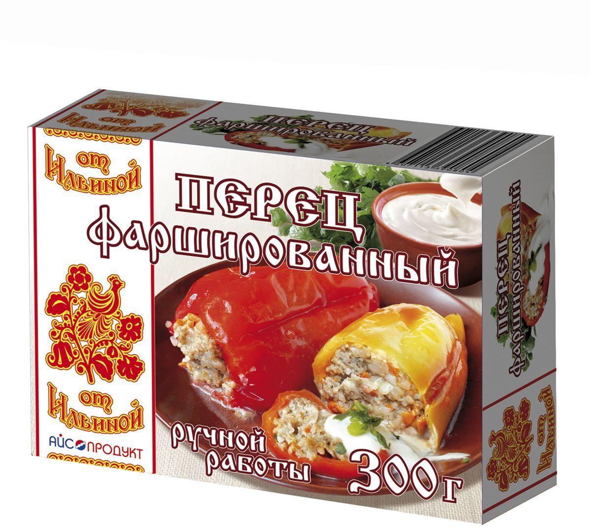 От Ильиной Перец фаршированный ручной работы, 300 г758Фаршированные перцы - необычайно вкусные, аппетитные, просты в приготовлении.
