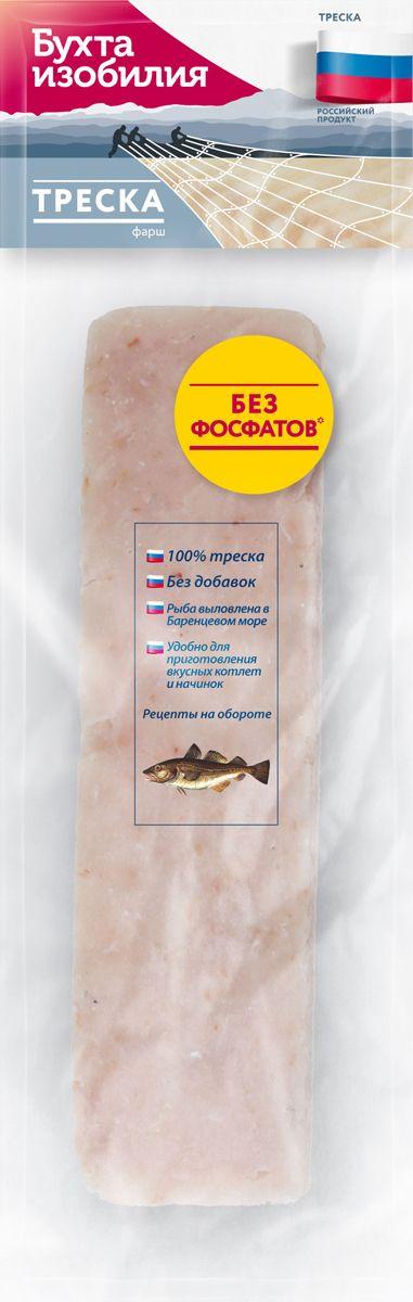 Бухта Изобилия Фарш Трески атлантической, 450 г националь фасоль белая 450 г