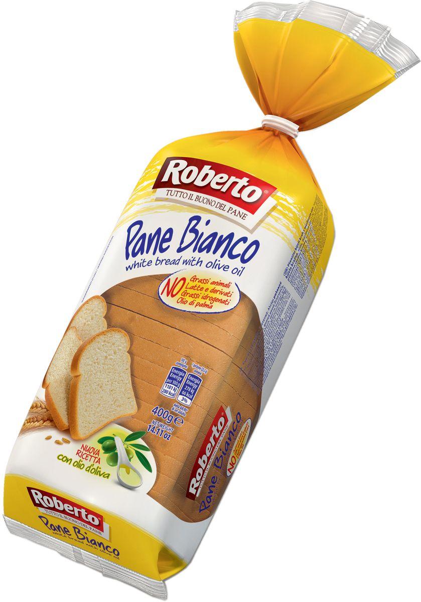 Roberto Хлеб из муки мягких сортов пшеницы, 400 г хлебная смесь хлеб из цельносмолотой муки