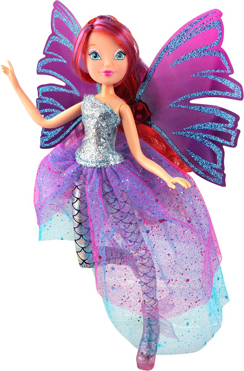 Winx Кукла Чудесная Сиреникс Блум - Куклы и аксессуары